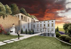 Concorso di idee Villa Zamboni Valeggio sul mincio EKOPLAN Architetture