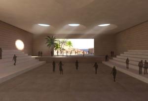 Centro Commerciale-Direzionale - Gabon - EKOPLAN Architetture - Mantova (2)