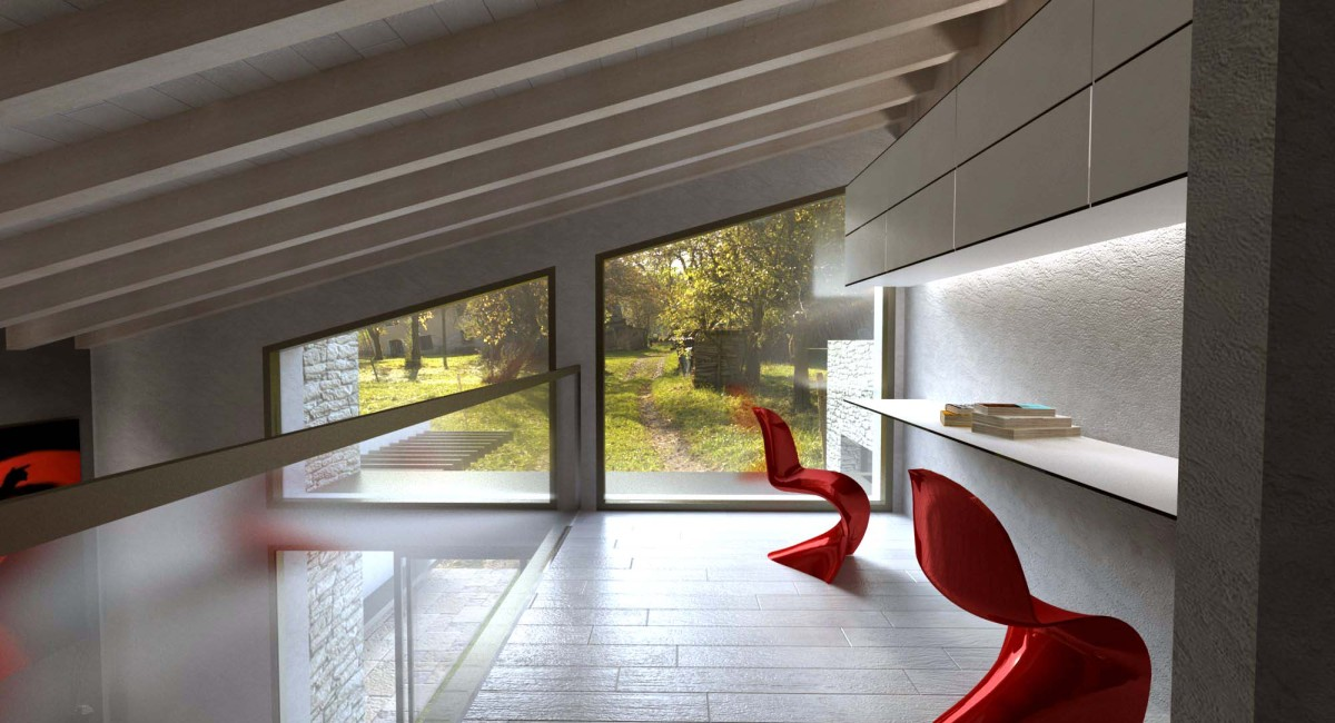 Concept Case a Patio - EKOPLAN Architetture - Mantova