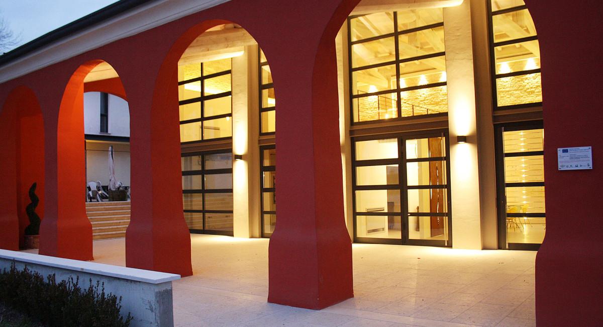 Ristrutturazione barchessa fondo Mincio - Rodigo - EKOPLAN Architetture