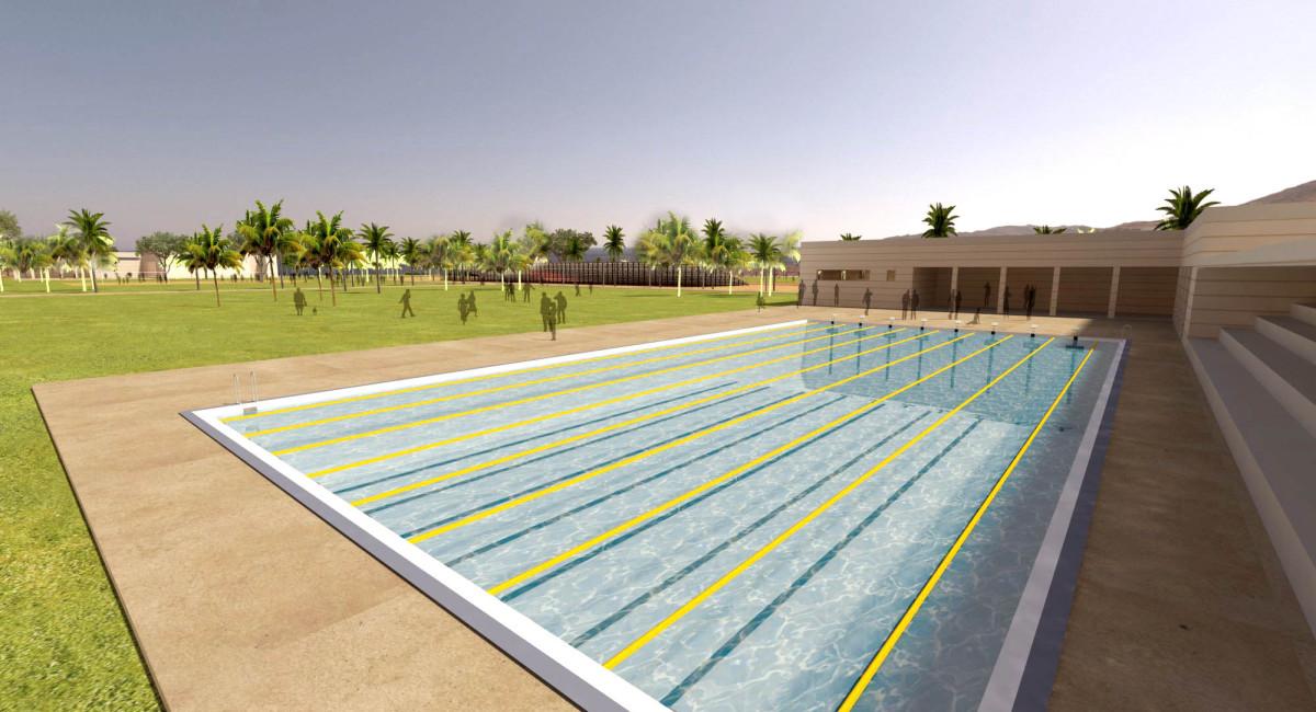 Imianti sportivi - Senegal - EKOPLAN Architetture - Mantova (4)