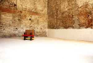 RIETVLED cardboard Chair - EKOPLAN Architetture - Mantova (2)