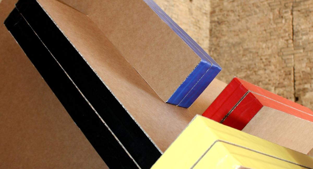 Gerrit Cardboard Armchair Ekoplan
