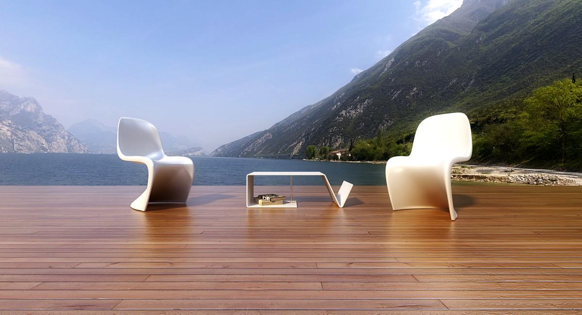 Vacation modular houses - Lago di Garda - Ekoplan Architetture